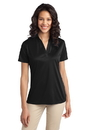 Port Authority - Ladies Silk Touch Performance Polo. L540.