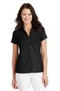 Port Authority Ladies Textured Camp Shirt. L662.