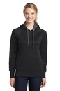 Sport-Tek Ladies Tech Fleece Hooded Sweatshirt. LST250.