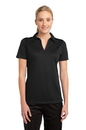 Sport-Tek - Ladies Active Textured Polo. LST690.