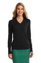 Port Authority Ladies V-Neck Sweater. LSW285.