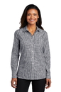 Port Authority ® Ladies Broadcloth Gingham Easy Care Shirt - LW644