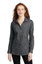 Port Authority ® Ladies Pincheck Easy Care Shirt - LW645
