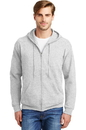 NEW Hanes - ComfortBlend Full-Zip Hooded Sweatshirt. P180