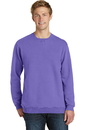 Port & Company Essential Pigment-Dyed Crewneck Sweatshirt. PC098.