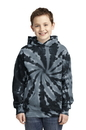 Port & Company Youth Essential Tie-Dye Pullover Hooded Sweatshirt PC146Y
