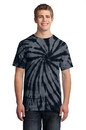 Port & Company - Essential Tie-Dye Tee. PC147.