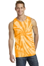 Port & Company Essential Tie-Dye Tank Top. PC147TT.