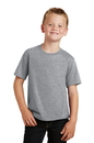 Port & Company Youth Fan Favorite Tee. PC450Y.