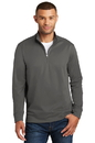 Port & CompanyPerformance Fleece 1/4-Zip Pullover Sweatshirt. PC590Q.