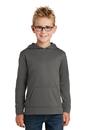 Port & CompanyYouth Performance Fleece Pullover Hooded Sweatshirt. PC590YH.