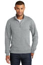 Port & Company Fan Favorite Fleece 1/4-Zip Pullover Sweatshirt. PC850Q.