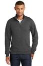 Port & Company Fan Favorite Fleece 1/4-Zip Pullover Sweatshirt. PC850Q.