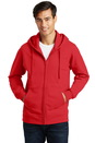 Port & Company Fan Favorite Fleece Full-Zip Hooded Sweatshirt. PC850ZH.