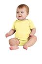 Rabbit Skins™ Infant Short Sleeve Baby Rib Bodysuit - 4400