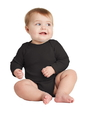 Rabbit Skins™ Infant Long Sleeve Baby Rib Bodysuit - 4411