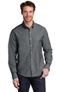 S651 Port Authority Untucked Fit SuperPro  Oxford Shirt