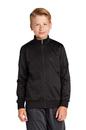 Sport-Tek Youth Tricot Track Jacket YST94