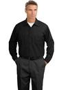 Red Kap - Long Sleeve Industrial Work Shirt. SP14.