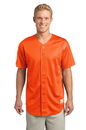 Sport-Tek - PosiCharge Tough Mesh Full-Button Jersey. ST220.