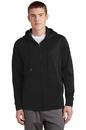 Sport-Tek Sport-Wick Fleece Full-Zip Hooded Jacket. ST238.
