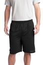 Sport-Tek - PosiCharge Tough Mesh Pocket Short. ST312.