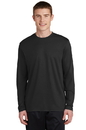 Sport-Tek PosiCharge RacerMesh Long Sleeve Tee. ST340LS.