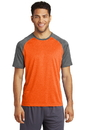 Sport-Tek  Heather-On-Heather Contender ™ Tee. ST362.