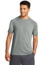 Sport-Tek  PosiCharge  Tri-Blend Wicking Raglan Tee. ST400.