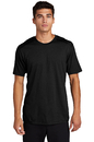 Sport-Tek PosiCharge Tri-Blend Wicking Draft Tee ST410