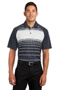 Sport-Tek Dry Zoneo Sublimated Stripe Polo. ST600