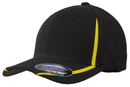 Sport-Tek - Flexfit Performance Colorblock Cap. STC16.