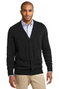 Port Authority Value V-Neck Cardigan with Pockets SW302