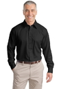 Port Authority Tall Long Sleeve Non-Iron Twill Shirt. TLS638.