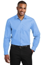 Port Authority<sup> &#174;</sup> Slim Fit Carefree Poplin Shirt. W103.