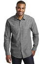 Port Authority<sup>&#174;</sup> Slub Chambray Shirt. W380.