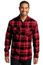 Port Authority<sup>&#174;</sup> Plaid Flannel Shirt. W668.