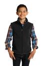 Port Authority Youth Value Fleece Vest. Y219.