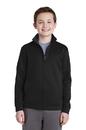 Sport-Tek Youth Sport-Wick Fleece Full-Zip Jacket. YST241.