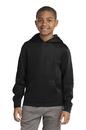 Sport-Tek Youth Sport-Wick Fleece Hooded Pullover YST244