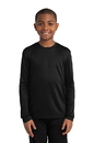 Sport-Tek® Youth Long Sleeve PosiCharge® Competitor™ Tee - YST350LS