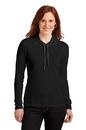 Anvil Ladies 100% Ring Spun Cotton Long Sleeve Hooded T-Shirt 887L