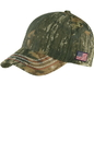 Port Authority Americana Contrast Stitch Camouflage Cap C909