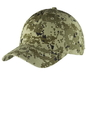 Port Authority Digital Ripstop Camouflage Cap. C925.