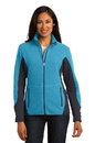 Port Authority Ladies R-Tek Pro Fleece Full-Zip Jacket. L227.