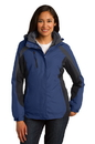 Port Authority Ladies Colorblock 3-in-1 Jacket. L321.