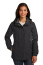 Port Authority Ladies Cascade Waterproof Jacket. L322.