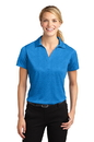 Sport-Tek Ladies Heather Contendero Polo LST660