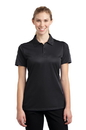 Sport-Tek Ladies Active Textured Colorblock Polo. LST695