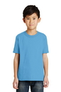 Port & Company - Youth 50/50 Cotton/Poly T-Shirt. PC55Y.